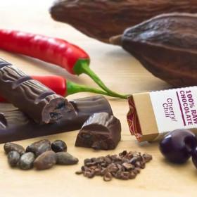 Lovechock / Kirsuber og chili - 40g
