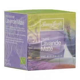 Lavender/ maté Te 10 pokar