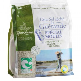 Nature Salt fínt 500gr Guérande