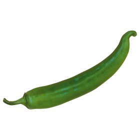 Chilipipar grænn mildur - 40gr - Akur