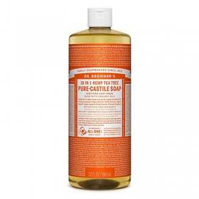 Dr Bronners sápa - Tea tree -946ml