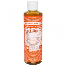 Dr. Bronners sápa - Tea tree - 473ml