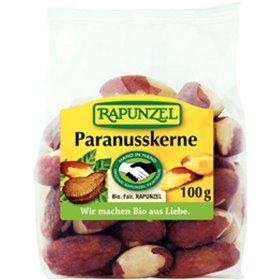 Parahnetur (Brasillíuhnetur) - 100gr