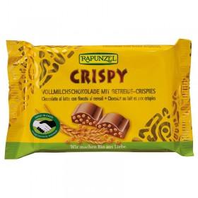 Crispy mjólkursúkkulaði - 100gr