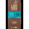 Lovechock 85% súkkulaði m/salti&kakóba