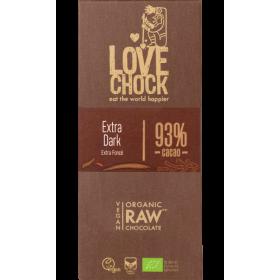 Lovechock 93% súkkulaði 70g