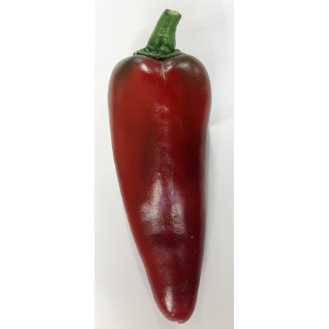 Chilipipar rauður sterkur - 30gr - Akur